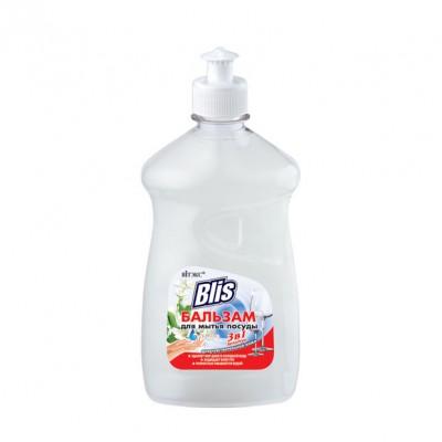 BLIS Бальзам для мытья посуды 3 в 1 Sensitive для чувствительной кожи 485 мл