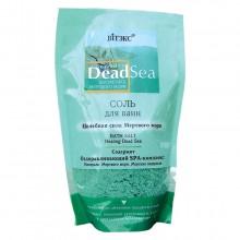 КОСМЕТИКА МЕРТВОГО МОРЯ Соль для ванн целебная сила Метвого моря 500 мл