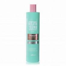 BELITA YOUNG Шампунь для волос Блеск и Сила 400 мл