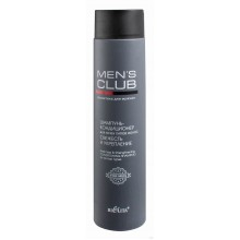 MEN`S CLUB Шампунь-кондиционер для всех типов волос Свежесть и Укрепление 300 мл