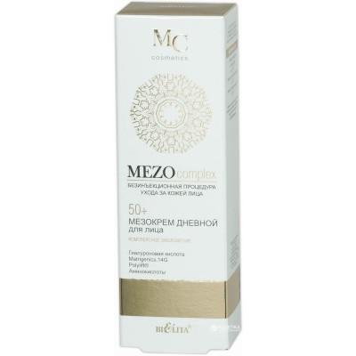 MEZOCOMPLEX Крем дневной для лица 50+ Комплексное омоложение 50 мл