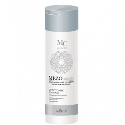 MEZOCOMPLEX Мезотоник для лица Оптимальное увлажнение 200 мл