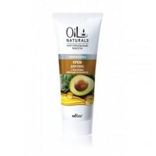 OIL Крем для тела Нежная кожа с маслами Авокадо и Кунжута 200 мл