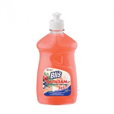 BLIS Бальзам для мытья посуды 3 в 1 Лесные ягоды 485 мл