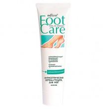 FOOT CARE Крем-пудра антисептическая для ног 100 мл