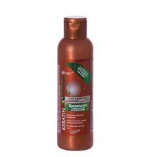 KERATIN STYLing Разглаживающая сыворотка для волос Бразильское кератиновое выпрямление150 мл