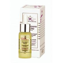 LUXCARE Драгоценное масло для лица с Антивозрастным и Питательным действием 30 мл