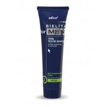 FOR MEN BIELITA Гель после бритья 100 мл (туба)