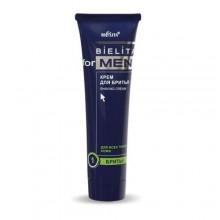 FOR MEN BIELITA Крем для бритья 100 мл (туба)