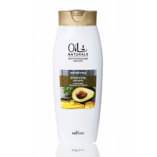 OIL Крем-гель для душа с маслами Авакадо и Кунжута Мягкий уход 430 мл