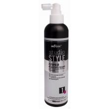 STUDIO STYLE Спрей моделирующий для придания объема волосам 250 мл