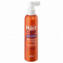 HAIR PROFESSIONAL CARE Мега-блеск для гладкости и укрепления волос бифазный несмываемый 200 мл