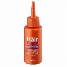"""HAIR PROFESSIONAL CARE Сыворотка """"эффект ламинирования от корней до кончиков волос"""" несмываемая 80 мл"""