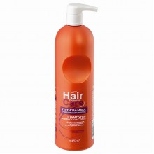 HAIR PROFESSIONAL CARE Шампунь-аминопластика для укрепления, уплотнения и утолщения волос 1000 мл
