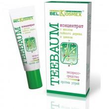 TEEBAUM Концентрат с маслом чайного дерева цинком экспресс-средство против угрей 25 г