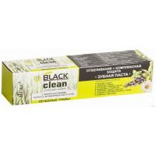 BLACK CLEAN Зубная паста Отбеливание+комплексная защита 85 г