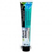 BLACK CLEAN Зубная паста Отбеливание+укрепление эмали 85 г