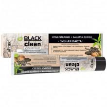 BLACK CLEAN Зубная паста Отбеливание+защита десен 85 г