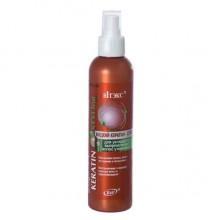 KERATIN STYLing Жидкий кератин-спрей для укладки и выпремления волос утюжками 200 мл