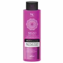MEZO HAIR МезоШампунь Быстрый рост и Уплотнение волос 520 мл