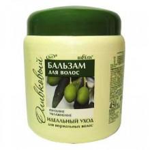 ОЛИВКОВЫЙ Бальзам для нормальных волос оливковый питание и увлажнение 450 гр