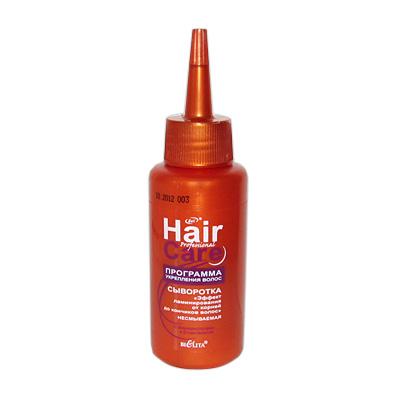 """PROFESSIONAL HAIR CARE Сыворотка """"эффект ламинирования от корней до кончиков волос"""" несмываемая 80 мл"""