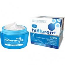 HIALURON+ Крем 30+ интенсивное увлажнение + повышение упругости и эластичности для всех типов кожи 48 г