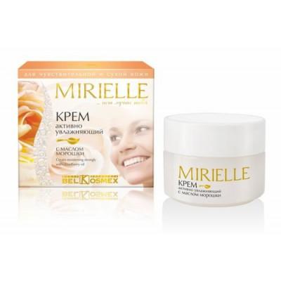 MIRIELLE Крем активно-увлажняющий с маслом морошки 48 г