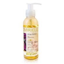 MIRIELLE Гель-пенка для жирной кожи с экстрактом гамамелиса мягко очищающая для сужения пор 150 г