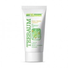 TEEBAUM Гель-пенка очищающая для чувствительной и проблемной кожи с маслом чайного дерева и экстрактом календулы  80 г