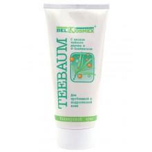 TEEBAUM Крем для лица для чувствительной и проблемной кожи с маслом чайного дерева и d-пантенолом 80 г