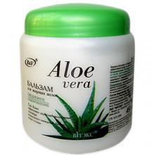 ALOE VERA Бальзам  для жирных волос Ежедневное оздоровление 450 мл