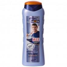 Витэкс MAX Sport Гель-душ для мытья волос и тела для мужчин Тройной эффект 400 г