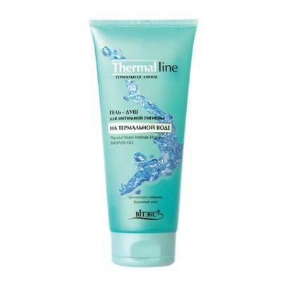 THERMAL LINE Гель-душ для интимной гигиены на термальной воде 200 мл