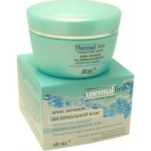 THERMAL LINE Крем ночной Тройной эффект для сухой и чувствительной кожи 45 мл